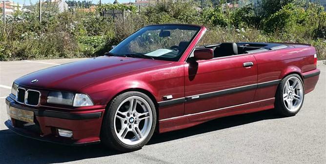 BMW Série 3 318 i Cabriolet (115cv) (2p)
