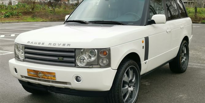 Land Rover Range Rover V8 Vogue (286cv) (5p)