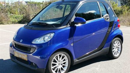 Smart Fortwo 1.0 Passion 71 (71cv) (2p)