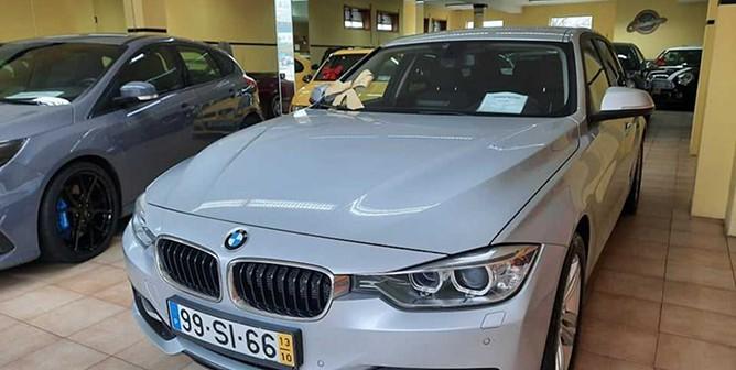 BMW Série 3 318 d Touring Line Sport Auto (143cv) (5p)
