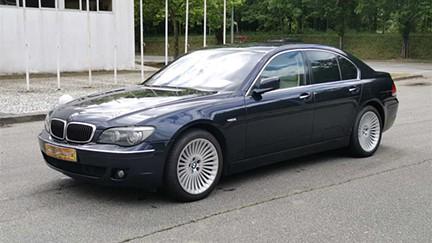 BMW Série 7 745 d (330cv) (4p)