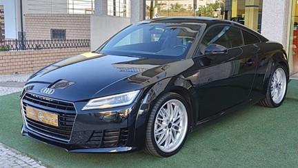 Audi TT 2.0 TDi S-line (184cv) (3p)