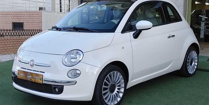 Fiat 500 1.3 16V Multijet Pop (75cv) (3p)