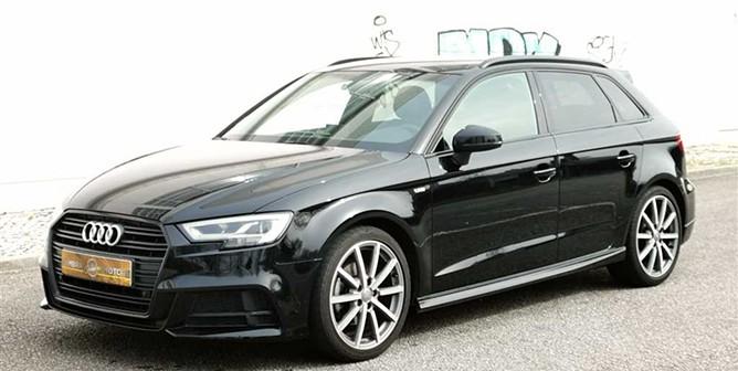 Audi A3 Sportback 1.6tdi Sline 116cv