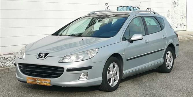 Peugeot 407 SW 1.6 HDi Executive FAP (109cv) (5p)