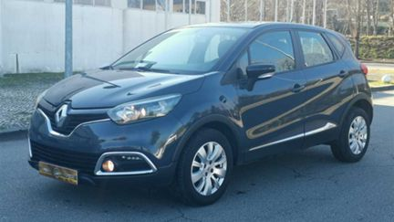 Renault Captur 1.5 dCi Expression (90cv) (5p)