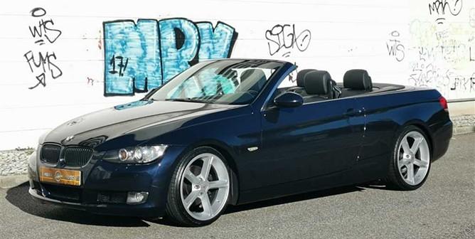 BMW Série 3 320 i Auto (170cv) (2p)