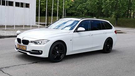 BMW Série 3 320 d Touring Line Sport (184cv) (5p)