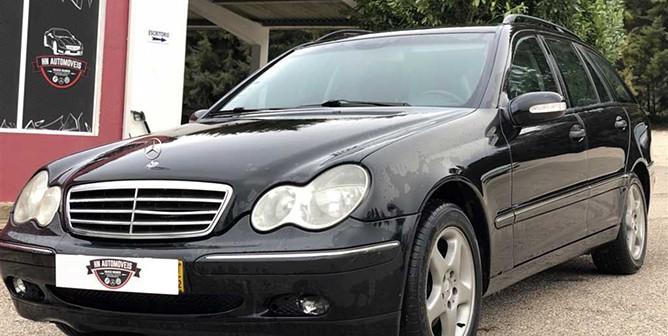 Mercedes-Benz Classe C 220 CDi Classic (143cv) (5p)