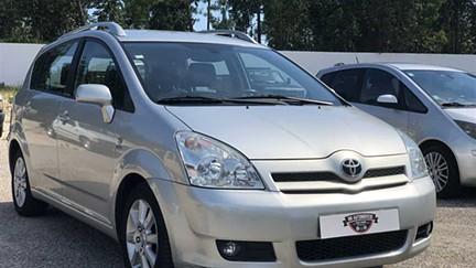 Toyota Corolla Verso 2.0 D-4D Sol (90cv) (5p)