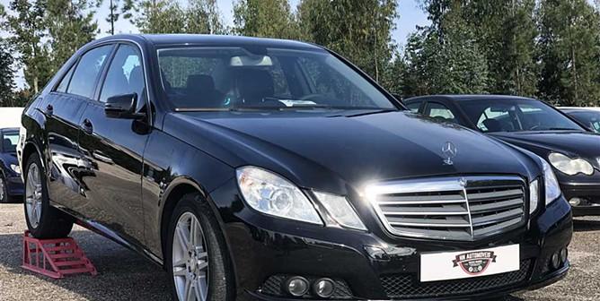 Mercedes-Benz Classe E 220 CDi Avantgarde BlueEf. Auto. (170cv) (4p)