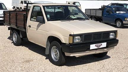 Nissan Pick-Up 2.5 D (80cv) (2p)