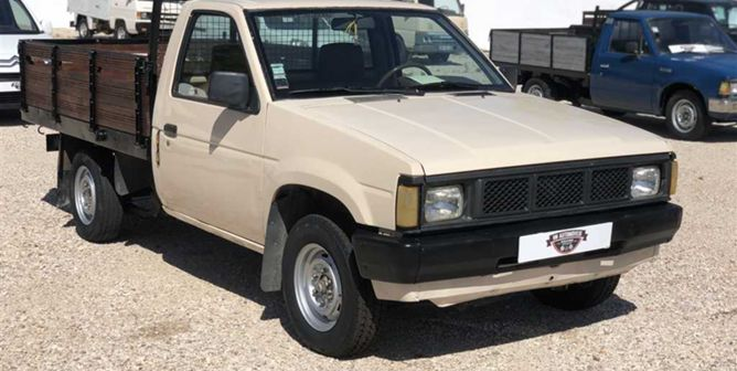 Nissan Pick-Up 2.5 D (80cv) (2p)