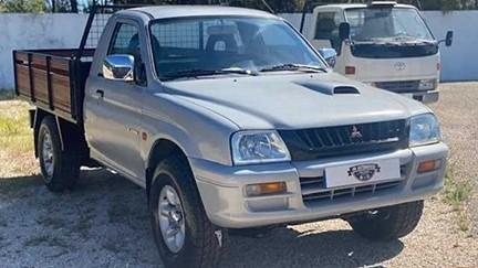 Mitsubishi L 200 2.5 TD (100cv) (2p)
