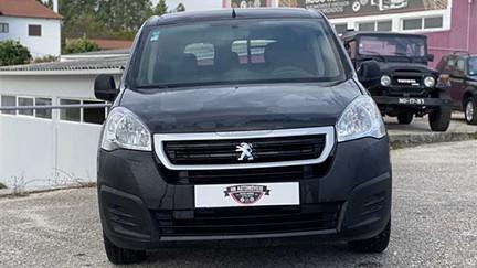 Peugeot Partner 1.6 HDi L1 Confort (90cv) (4p)