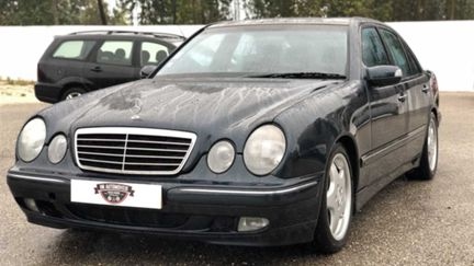 Mercedes-Benz Classe E 320 CDi Avantgarde (197cv) (4p)