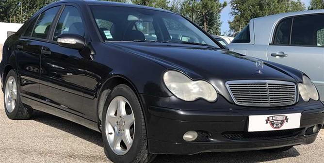 Mercedes-Benz Classe C 220 CDi Classic (150cv) (4p)