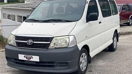 Toyota Hiace 2.5 D-4D Service 2.8C (95cv) (4p)