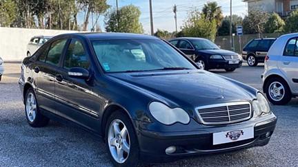 Mercedes-Benz Classe C 220 CDi Elegance (150cv) (4p)