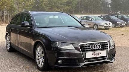 Audi A4 Avant 2.7 TDi V6 (180cv) (5p)