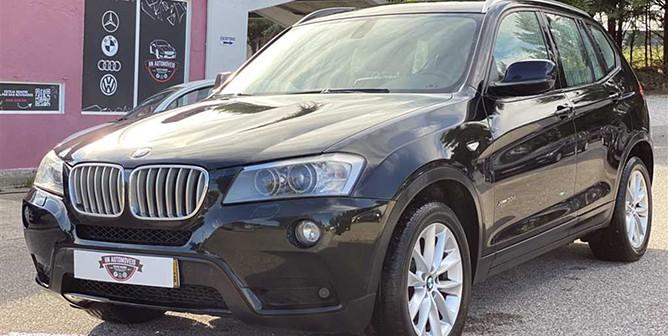 BMW X3 30 d xDrive Auto (258cv) (5p)
