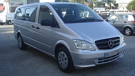Mercedes-Benz Vito 113 CDi/32 9L (136cv) (4p)