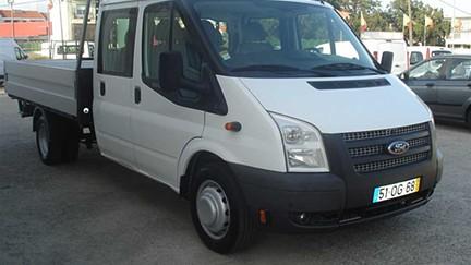 Ford Transit 350L 2.2 TDCi CD C.Longo RTD (125cv) (4p)