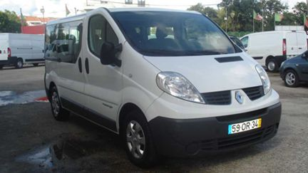 Renault Trafic 2.0 dCi L1H1 1.2T115 P9 (115cv) (5p)