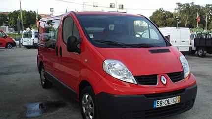 Renault Trafic 2.0 dCi L1H1 1.0T90 (90cv) (5p)