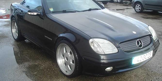 Mercedes-Benz Classe SLK 200 Kompressor (163cv) (2p)
