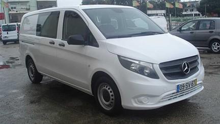 Mercedes-Benz Vito 113 CDi/32 6L (136cv) (4p)