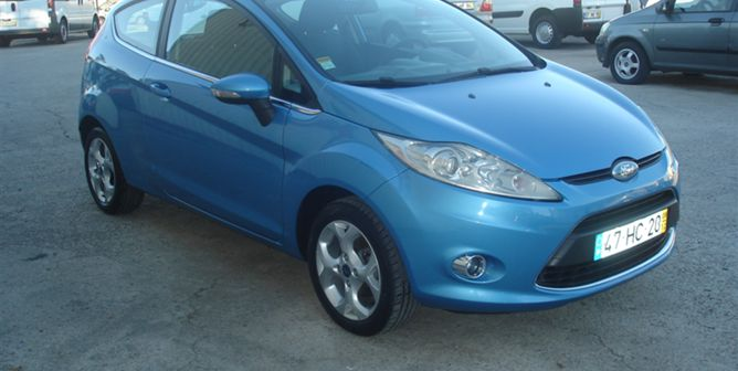 Ford Fiesta 1.25 Trend (82cv) (3p)