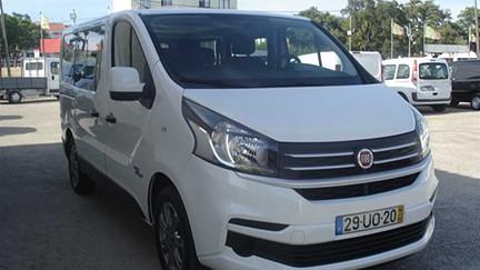 Fiat Talento Van L2H2 1.2T 1.6 Multijet bi-turbo (125cv) (2p)