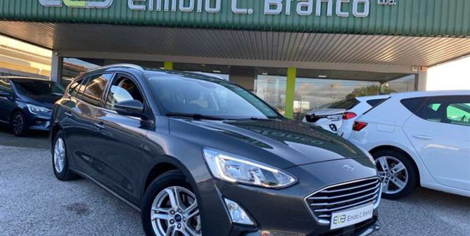 Ford Focus St.1.0 EcoBoost ST-Line