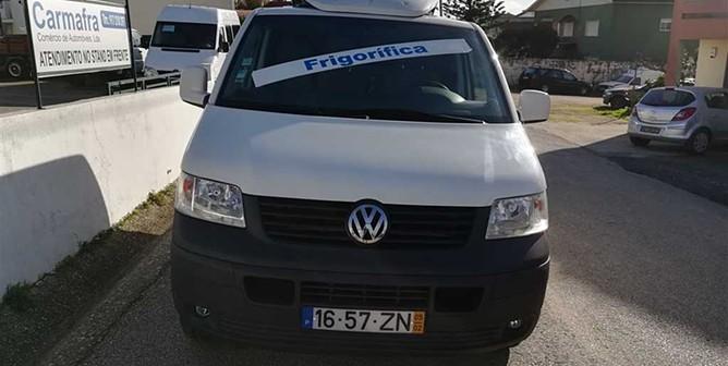 Volkswagen Transporter 2.5 130HP Frigorifica (VENDIDA)