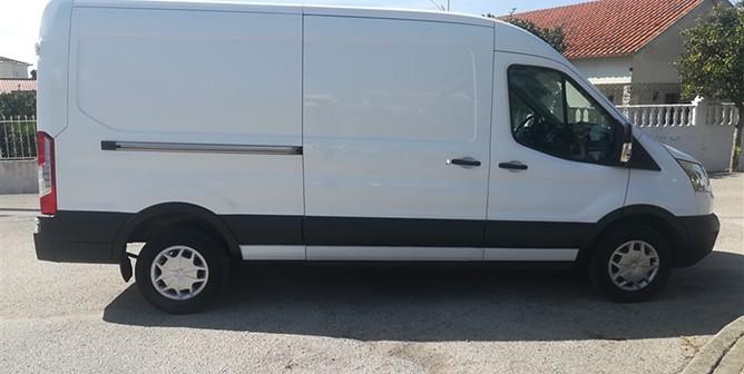 Ford Transit 2.0 130HP (VENDIDA)