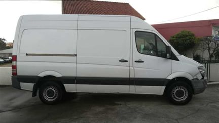 Mercedes-Benz Sprinter 2.2 163HP