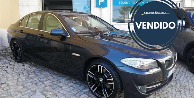 BMW Série 5 520 d Auto 123g (184cv) (4p)