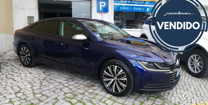 Volkswagen Arteon 2.0 TDI Elegance DSG (150cv) (4p)