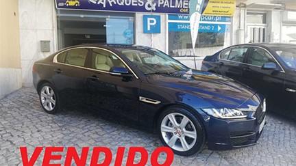 Jaguar XE 2.0 D Prestige Aut. (180cv) (4p)