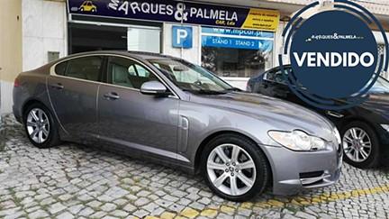 Jaguar XF 3.0 D V6 Premium Luxury (240cv) (4p)