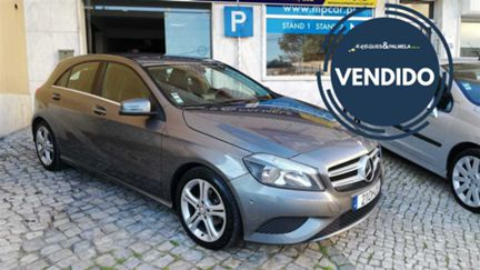 Mercedes-Benz Classe A 180 CDi B.E. Urban (109cv) (5p)