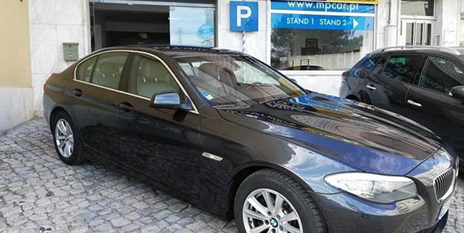 BMW Série 5 520 d Auto (184cv) (4p)