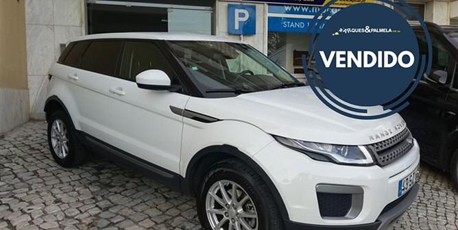 Land Rover Range Rover Evoque 2.0 PURE 150CV (5P) NACIONAL 34.890KMS