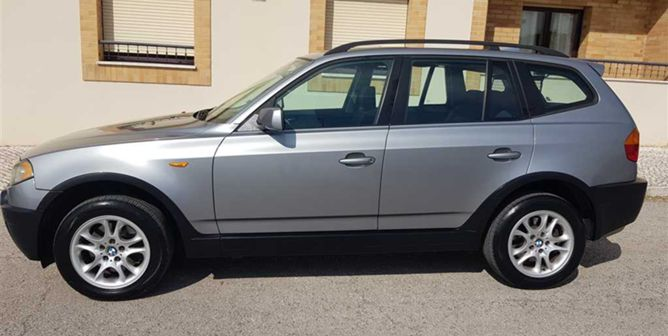 BMW X3 20 d (150cv) (5p)