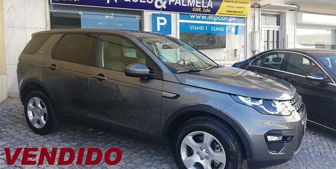 Land Rover Discovery Sport 2.0 ED 4 SE NACIONAL
