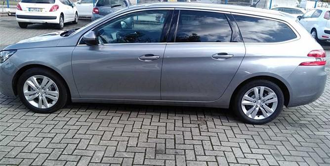 Peugeot 308 SW 1.6 BlueHDi Allure J17 EAT6 (120cv) (5p)