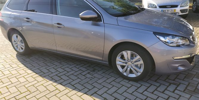 Peugeot 308 SW 1.6 BlueHDi Access (120cv) (5p)