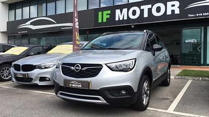 Opel Crossland X 1.2 T 110 Business Edition (110cv) (5p)