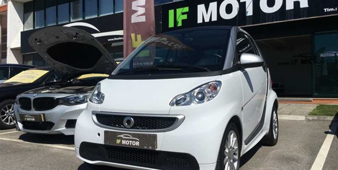 Smart Fortwo Electric Drive Passion (75cv) (3p)